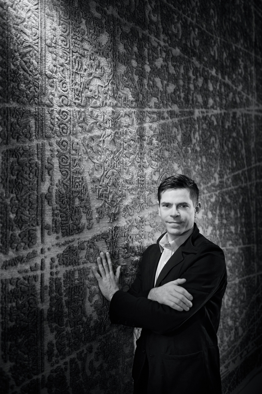 Jan Kath Teppichmacher Portrait